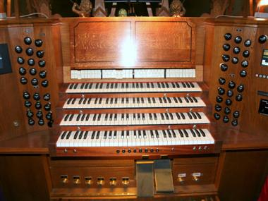 Grand-Orgue - Notre-Dame de Chatou